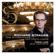 Strauss: Eine Alpensinfonie, Op. 64 & Vier letzte Lieder, TrV 296