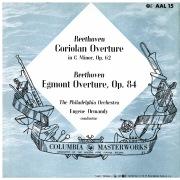 Beethoven: Corolian & Egmont Overtures (Remastered)