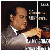 Bruch: Scottish Fantasia; Hindemith: Violin Concerto