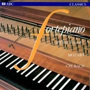 Fortepiano: CPE Bach & Mozart