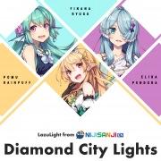 Diamond City Lights
