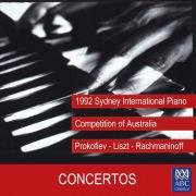 Sydney International Piano Competition of Australia 1992: Concertos