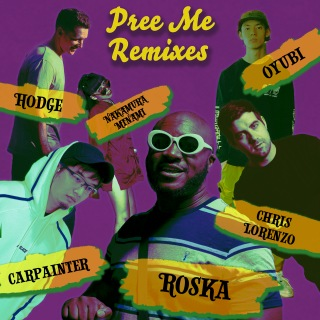 Pree Me feat. なかむらみなみ (Chris Lorenzo Remix)