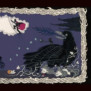 闇夜に烏、雪に鷺 (黒盤) (24bit/48kHz)