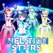 INFLATION STARS