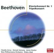 Beethoven: Klavierkonzert Nr. 1; Tripelkonzert
