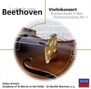 Violinkonzert, Konzertsatz C-dur, Violinromanze Nr.1