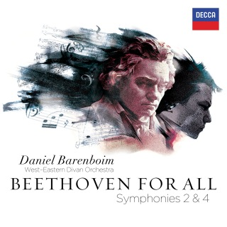 Beethoven For All - Symphonies Nos. 2 & 4