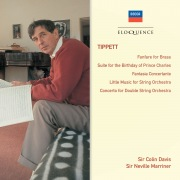 Tippett: Fanfare For Brass; Suite For The Birthday Of Prince Charles; Fantasia Concertante