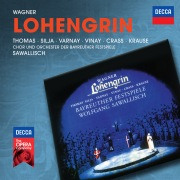 Wagner: Lohengrin (Live In Bayreuth / 1962)
