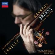 Brahms: Violin Concerto; Hungarian Dances;  Bartók: Rhapsodies
