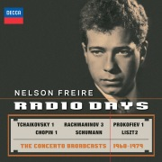 Nelson Freire Radio Days - The Concerto Broadcasts 1968-1979