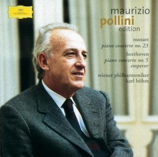 """Mozart: Piano Concerto No.23 / Beethoven: Piano Concerto No.5 """"Emperor"""""""