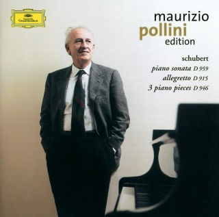 Schubert: Sonata in A major D959; Allegretto in C minor D915; 3 Klavierstücke