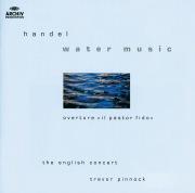 "Handel: Water Music; Overture ""Il pastor fido"""