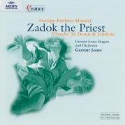 """Handel: """"Utrecht"""" Te Deum & Jubilate; Zadok the Priest"""