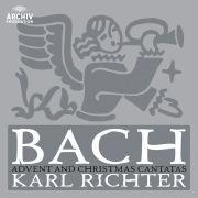 Bach: Advent And Christmas Cantatas