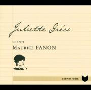 Chante Maurice Fanon