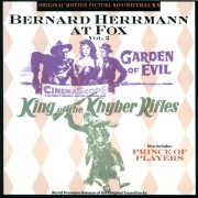 Bernard Herrmann At Fox, Vol. 2 (Original Motion Picture Soundtracks)
