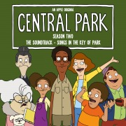 Central Park Season Two, The Soundtrack – Songs in the Key of Park (Fista Puffs Mets Out Justice) (Original Soundtrack)