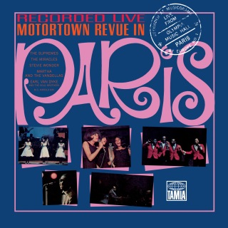 Motortown Revue In Paris (Super Deluxe Edition)