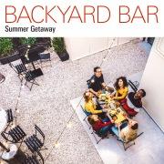 Backyard Bar: Summer Getaway