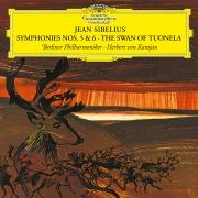 Sibelius: Symphonies Nos. 5 & 6; The Swan of Tuonela