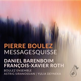 Boulez: Messagesquisse