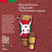 THE WORLD ROOTS MUSIC LIBRARY:ブルンジの太鼓〜ザ・ルキンゾ・レガシー
