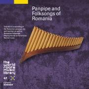 THE WORLD ROOTS MUSIC LIBRARY:ルーマニアのパンパイプ〜ダミアン・ルカ