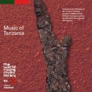 THE WORLD ROOTS MUSIC LIBRARY:タンザニアの音楽