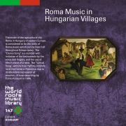 THE WORLD ROOTS MUSIC LIBRARY:農村ロマの音楽