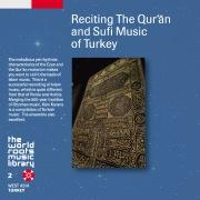THE WORLD ROOTS MUSIC LIBRARY:トルコ/コーラン朗誦とスーフィーの音楽