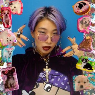 女子美の狂犬卍