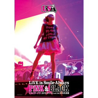 LiVE is Smile Always〜PiNK&BLACK〜in日本武道館「いちごドーナツ」
