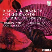 Rimsky-Korsakov: Capriccio Espagnol; Scheherazade