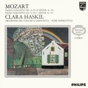 Mozart: Piano Concerto No. 20; Piano Concerto No. 24