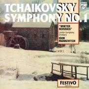 Tchaikovsky: Symphony No. 1 'Winter Reveries'; Symphony No. 2 'Little Russian'