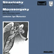 Mussorgsky: Songs; Tcherepnin: Tati-Tati; L. Mozart: Toy Symphony; Bizet: Jeux d'enfants