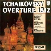 Tchaikovsky: 1812 Overture; Rimsky-Korsakov: Russian Easter Festival Overture; Borodin: Polovtsian Dances