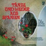 De Falla: 7 Canciones populares españolas; Albéniz: Catalonia; Halffter: Fanfare; Granados: Spanish Dances