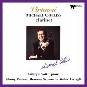 Virtuosi. Clarinet Works of Schumann, Debussy, Poulenc, Lovreglio, Weber & Messager