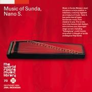 THE WORLD ROOTS MUSIC LIBRARY:ジャワ/スンダの巨匠S.ナノ
