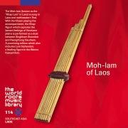 THE WORLD ROOTS MUSIC LIBRARY:ラオスのモーラム
