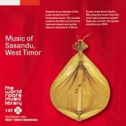 THE WORLD ROOTS MUSIC LIBRARY:西チモールのササンドゥ