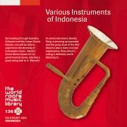 THE WORLD ROOTS MUSIC LIBRARY:多彩なインドネシアの楽器