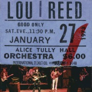 Live At Alice Tully Hall (January 27, 1973 - 2nd Show)