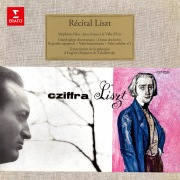 Récital Liszt: Méphisto-valse, Rapsodie espagnole, Grand galop chromatique...