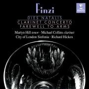 Finzi: Dies natalis, Clarinet Concerto & Farewell to Arms