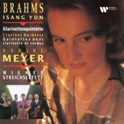 Brahms & Yun: Clarinet Quintets